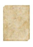 Altes Pergament Stockbilder
