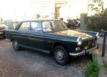 Altes Peugeot 504 Lizenzfreie Stockbilder
