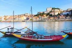 Altes Porto Stockfotografie