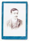 Altes Porträt eines Mannes Lizenzfreie Stockbilder