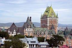 Altes Quebec lizenzfreies stockfoto