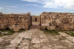Altes römisches bleibt lizenzfreie stockbilder