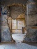 Altes römisches Haus in Pompeji lizenzfreie stockbilder