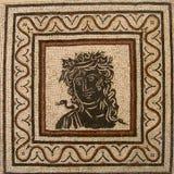 Altes römisches Mosaik Stockfotografie