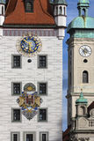 Altes Rathaus - Мюнхен - Германия стоковые фотографии rf