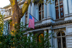 Altes Rathaus Lizenzfreies Stockfoto