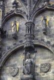 Altes Rathaus Stockfoto
