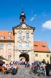Altes Rathaus of Bamberg Royalty Free Stock Images
