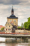 Altes Rathaus of Bamberg Royalty Free Stock Image