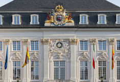 Altes Rathaus in Bonn Stockbilder