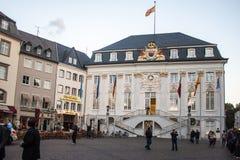 Altes Rathaus in Bonn Stockbild