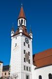 Altes Rathaus in München Royalty-vrije Stock Fotografie
