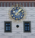 Altes Rathaus in Munich Stock Image
