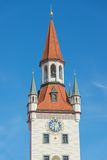Altes Rathaus Stock Images