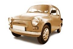Altes Retro- Auto Lizenzfreies Stockbild