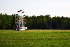 Altes Riesenrad Stockfotos