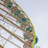 Altes Riesenrad Stockfotografie