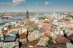 Altes Riga Lizenzfreies Stockbild