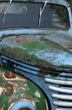 Altes rostiges Auto. Lizenzfreie Stockbilder