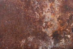 Altes rostiges Eisen Lizenzfreies Stockbild