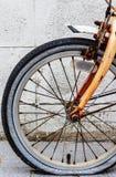 Altes rostiges Fahrrad Lizenzfreies Stockfoto