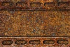 Altes rostiges Metall lizenzfreies stockfoto