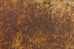 Altes rostiges Metall Beschaffenheit des Metalls Alter Eisenhintergrund Stockbild