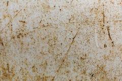 Altes rostiges Metall Beschaffenheit des Metalls Alter Eisenhintergrund Stockfotos