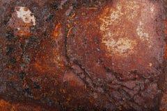 Altes rostiges Metall Hintergrund lizenzfreies stockbild