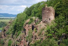 Altes Ruine sekschloß Stockfoto