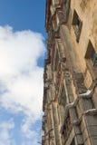 Altes ruiniertes Haus Lizenzfreies Stockbild
