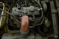 Altes rumänisches kommunistisches Auto Lizenzfreies Stockbild