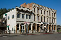 Altes Sacramento Lizenzfreies Stockbild