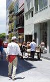 Altes San Juan Puerto Rico Stockbild