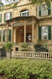 Altes Savannehaus Lizenzfreies Stockfoto