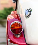 Altes schönes Auto Stockfoto