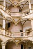 Altes Schloss斯图加特 免版税库存照片