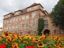 Altes Schloss (老城堡),斯图加特 库存图片