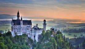 Altes Schloss Lizenzfreies Stockbild