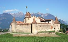 Altes Schloss Stockfoto