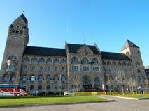 Altes Schloss in Deutschland Lizenzfreies Stockbild