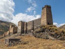 Altes Schloss georgia stockbilder