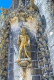 Altes Schloss mit 600 Jährigen in Tomar, Portugal lizenzfreie stockfotografie