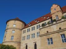 Altes Schloss (Old Castle), Stuttgart Royalty Free Stock Photography