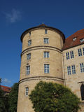 Altes Schloss (Old Castle), Stuttgart Royalty Free Stock Photo