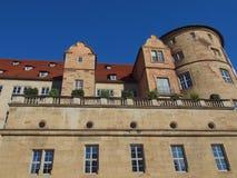 Altes Schloss (Old Castle), Stuttgart Royalty Free Stock Photo