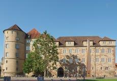 Altes Schloss (Old Castle), Stuttgart Royalty Free Stock Image