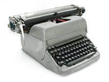 Altes Schreibmaschine der Weinlese Lizenzfreie Stockbilder