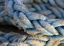 Altes Seil 1 lizenzfreies stockfoto