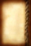 Altes Seil Stockbild